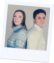 Davide & Anastasia founders of St Petersburg Essential Guide Travel Website
