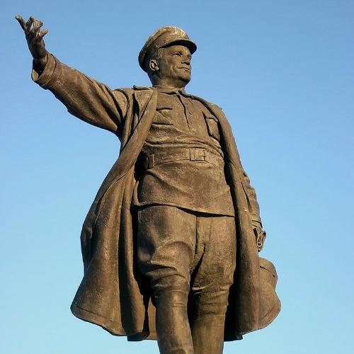 Monument to Sergey Kirov (Soviet politician).