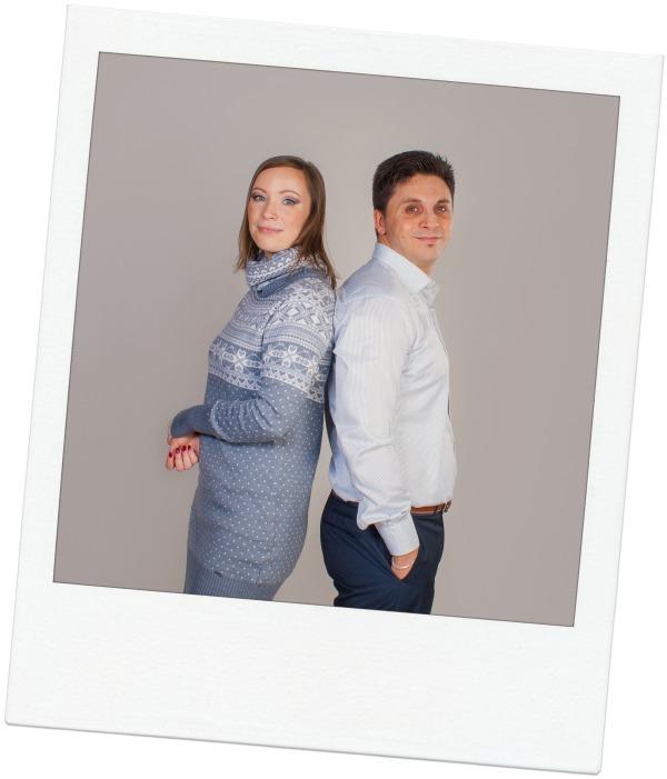 Anastasia and Davide, founders of St-Petersburg-Essentialguide.com