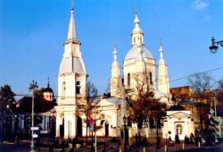 The Cathedral St. Andrew the First Called - Photo by Andrew - Source: sobor.ru