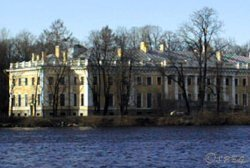 The Kamenny Palace in St. Petersburg Russia.