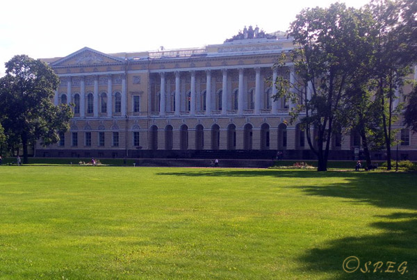 St Petersburg Palaces