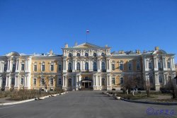 The Vorontsov Palace in St. Petersburg Russia.
