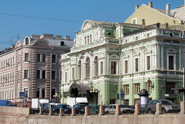 The Bolshoi Drama Theatre