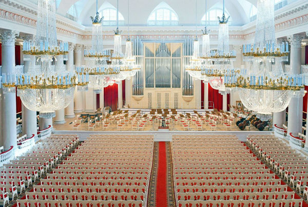 The Shostakovitch St. Petersburg Academic Philharmonia