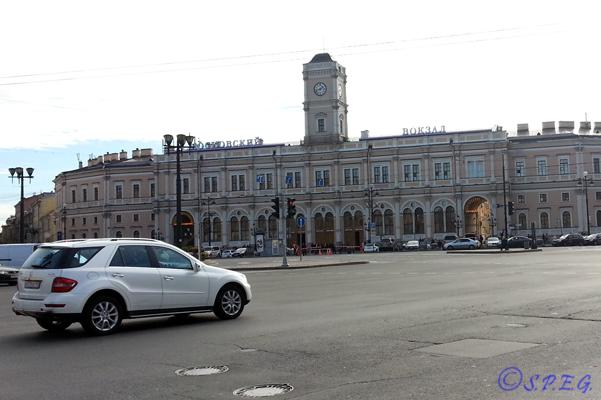 Hotels near St Petersburg Train Stations