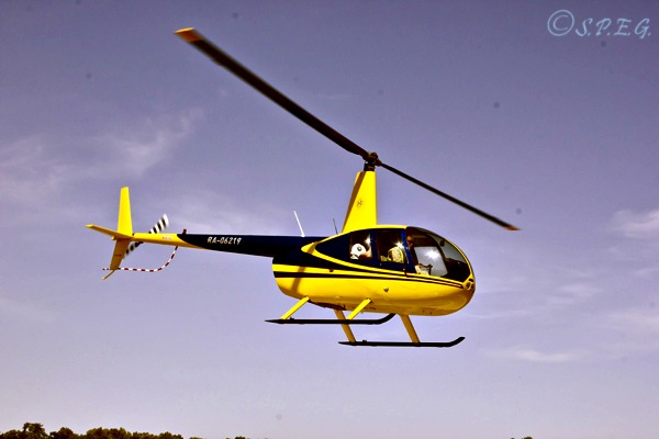 St Petersburg Helicopter Tours