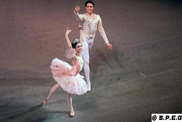 Russian Ballet in St Petersburg