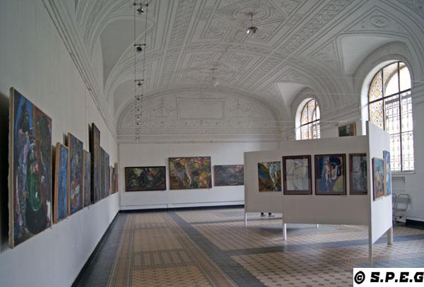 St Petersburg Art Galleries
