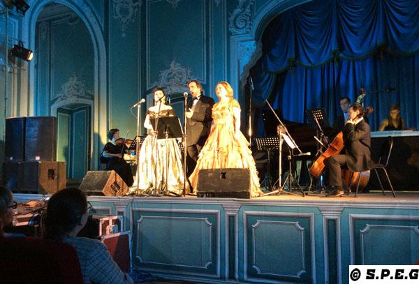 St Petersburg Concerts