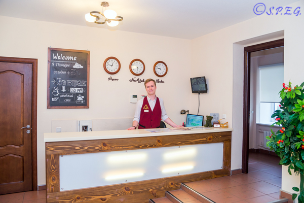 St Petersburg Mini Hotels.