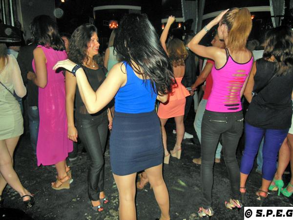 St Petersburg nightclubs