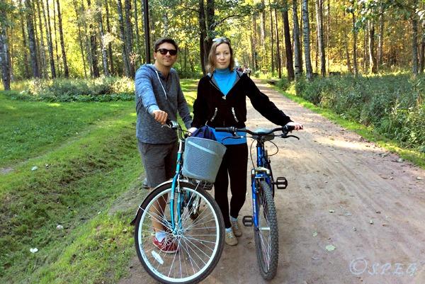 St Petersburg Bike Tours