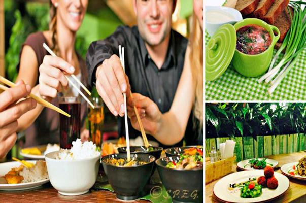 Vegetarian Restaurants