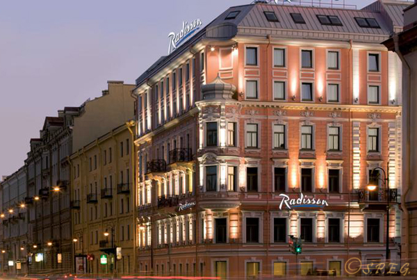 Best Western St Petersburg Hotels