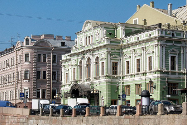 The Bolshoi Drama Theatre