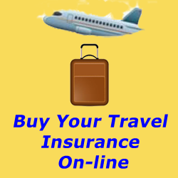 Buy Your Russian Travel Insurance On-line, and Save Up to 10% on Your Booking!