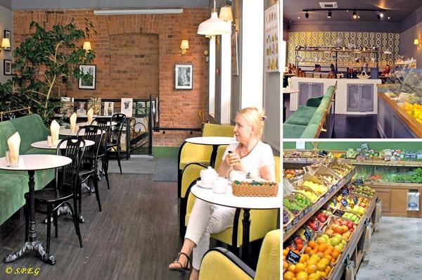 Fruktovaya Lavka Cafe Restaurant