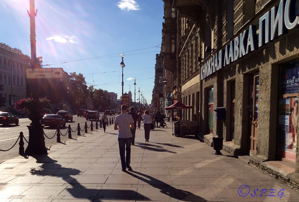 Hotels in Saint Petersburg Russia - City Center
