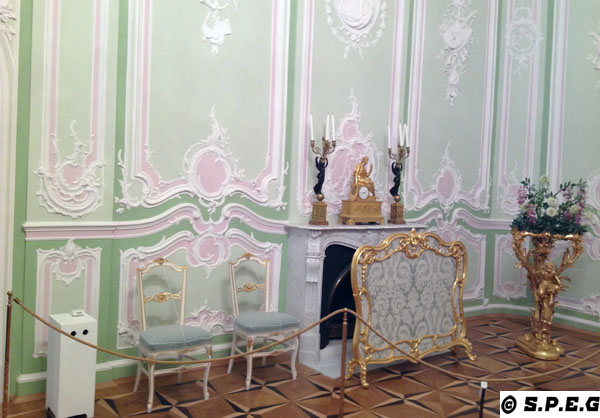 A Look Inside the Grand Menshikov Palace