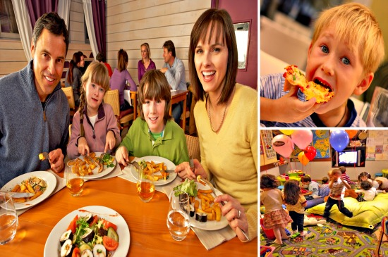 Kid friendly restaurants in st petersburg russia for Kid friendly restaurants