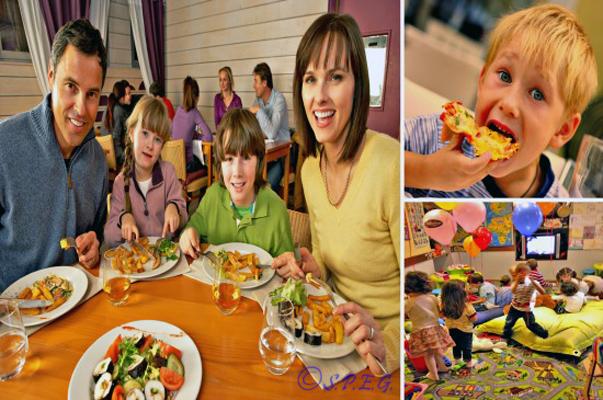 Kid Friendly Restaurants In St Petersburg Russia