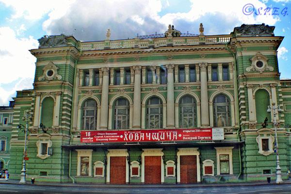 Top Theatres in St Petersburg | Russia