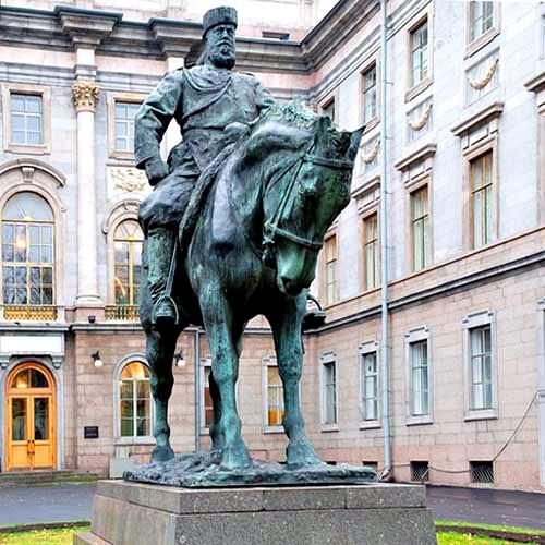 Monument to Alexander III (Tsar/Emperor).
