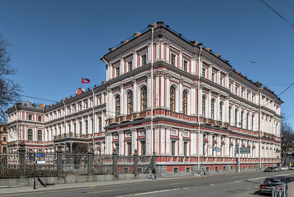 The Nikolaevsky Palace
