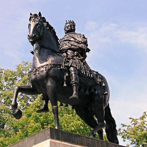 Monument to Peter the Great (Russian Tsar).