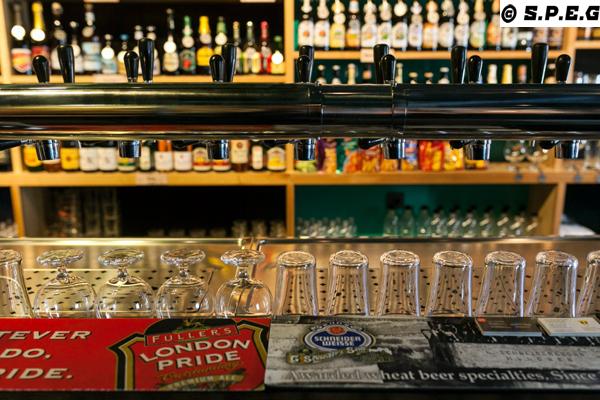 Pubs in St Petersburg Russia