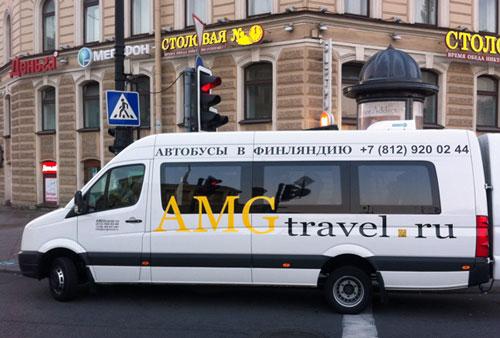 St Petersburg by Minibus
