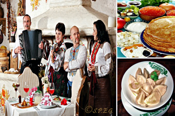 Russian restaurants