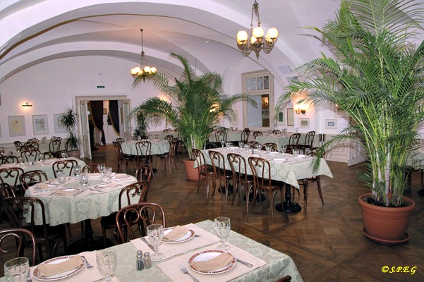 Russian Vodka Room Restaurant