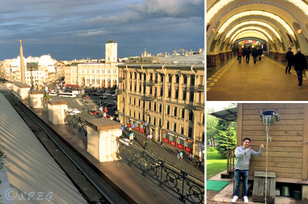 St Petersburg Alternative Tours.
