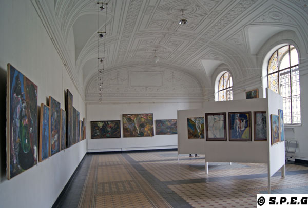 St Petersburg Art Galleries