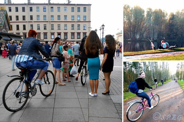 St Petersburg Bike Tours