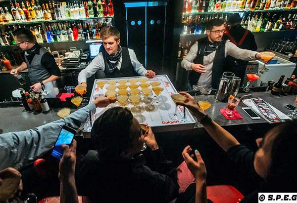 St Petersburg Cocktail Bar Daiquiri