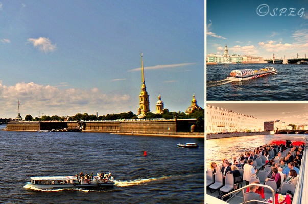 St Petersburg Cruises