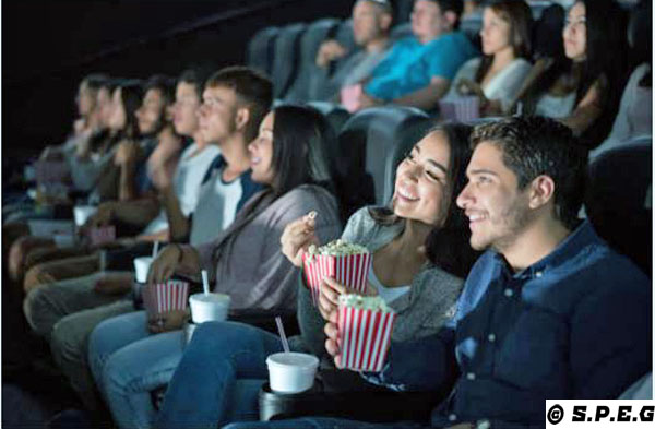 St Petersburg Movie Theaters