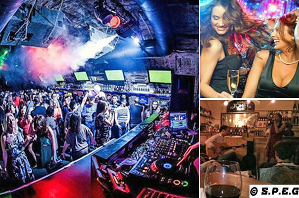 Best singles bars in st petersburg