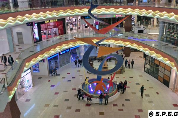 St Petersburg Shopping Malls