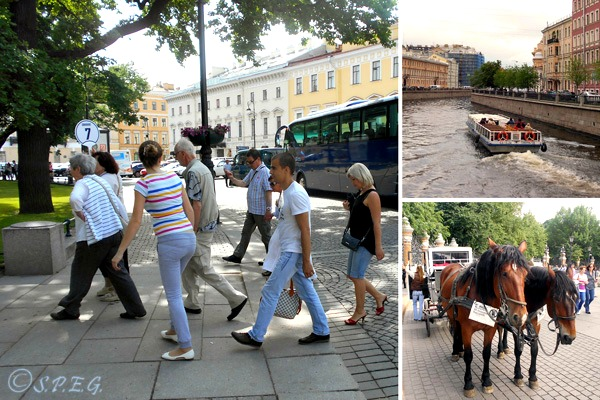 St Petersburg Sightseeing Tours.