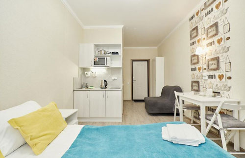 Cheap St Petersburg Apartments, Russia