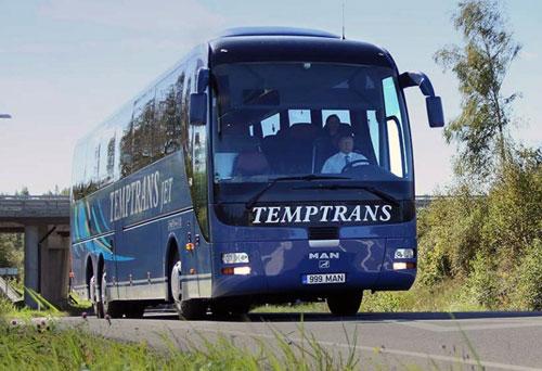St Peterburg by Bus