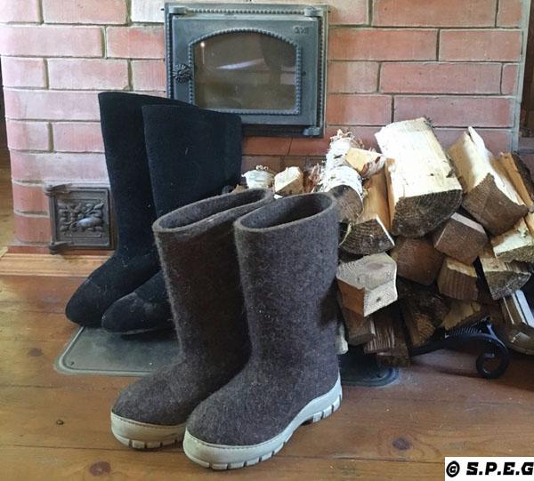 Valenki - Russian Winter Boots