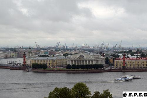 Vasilievsky Island | St Petersburg Russia