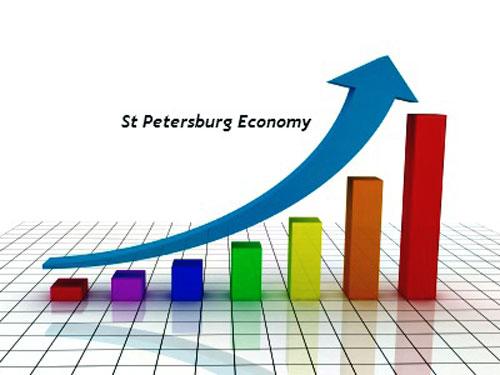 St Petersburg economy.