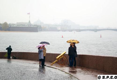 Weather in St Petersburg, Russia