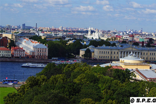 Why visit St Petersburg Russia